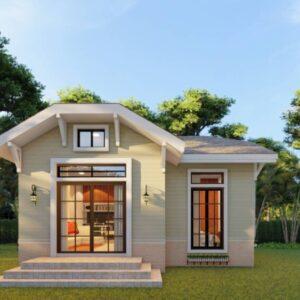 บ้านสำเร็จรูป MA 13