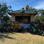 กิจกรรม Happy ปันสุข ปี  1 ที่โรงเรียนวัดหนองน้ำเขียว จ.สระบุรี 18-20 ธ.ค. 2563